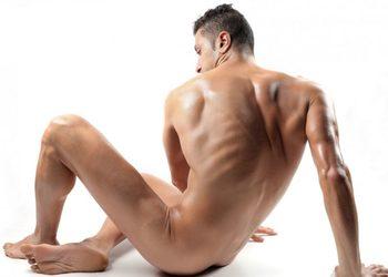 Centrum Kosmetologii Kirey Gliwice - depilacja woskiem lycon - intymna męska: szpara między pośladkami