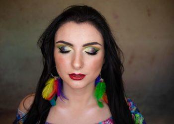 Mag-Beauty Studio Piękna - makijaż do sesji zdjęciowej