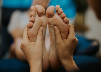 FOOT STOP - masaż stopy, głowa, ramiona