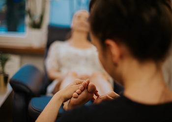 FOOT STOP - masaż relaksacyjny stóp