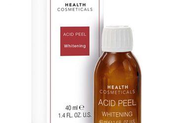Crystal Clinic - acid peel whitening