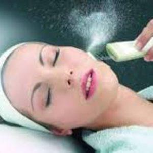 LOOK Salon Piękna - 03 ZABIEG Peeling kawitacyjny (ampułka+maska)
