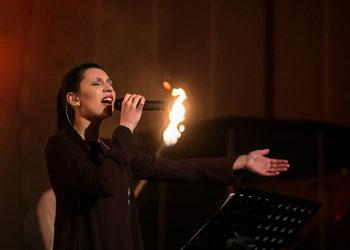 Kasia Kiklewicz - lekcje śpiewu