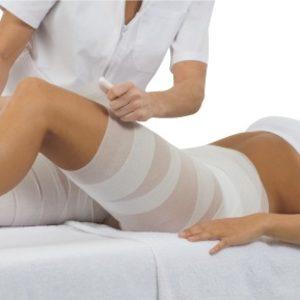 KLINIKA MORENA - AROSHA BODY SPA / Peeling + Bandaże Arosha+presoterapia