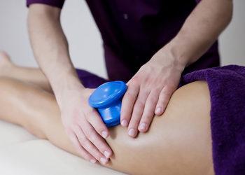 FizjoHome - masaż antycellulitowy bańką chińską