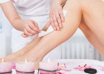 Yennefer Medical Spa - depilacja woskiem - całe nogi