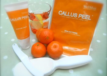 Easy Waxing - 6 callus peel - kwasy do dowolnego zabiegu pedicure