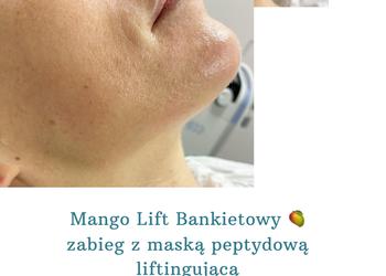 LA MERI salon kosmetyczny -Busko-Zdr. - bankietowy zabieg mango lift