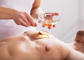 Gabinet Podologiczno Kosmetyczny  - depilacja klatki piersiowej