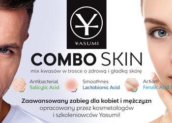 YASUMI Warszawa Gocław - Instytut Zdrowia i Urody  - combo skin