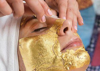 Yasumi SPA ( Gdańsk Madison // Sopot) - złota maska - 24k gold mask treatment