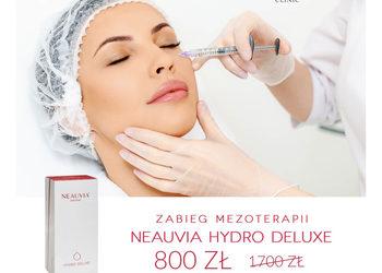 Velvet Skin Clinic - mezoterapia głęboka neauvia hydro deluxe -50%
