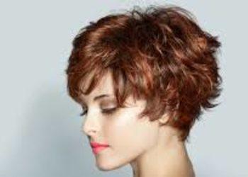 Salon fryzjerski O'la w Galerii Szperk - fryzura dzienna włosy krótkie