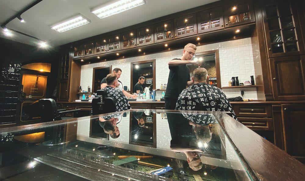Bushman Barber - galeria zdjęć