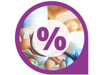 Centrum Medycyny Ekologicznej - test na nietolerancje pokarmowe- food print 160 vege laboratoryjny