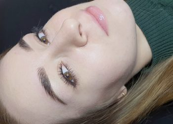 Salon fryzjerski kosmetyczny She & He - henna pudrowa browxenna z depilacja woskiem lycon