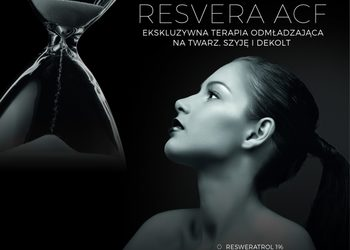 GABINET KOSMETOLOGICZNY KAMILJA - resvera acf (twarz+szyja+dekolt)