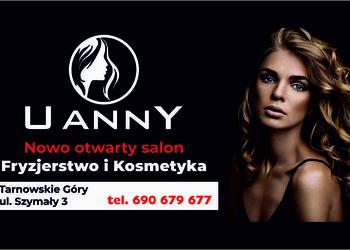 """Studio Fryzjerskie ,, U Anny """""""