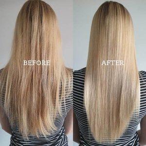 Keratin smooth frizz hair repair 1 large