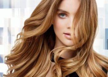 Salony fryzjerskie O'LA! - fryzura dzienna włosy długie