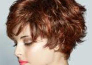 Salony fryzjerskie O'LA! - fryzura dzienna włosy krótkie