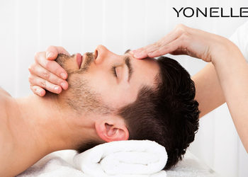 Dolce Vita Gdynia - man-esthetic  - zabieg odnowy biologicznej zmęczonej skóry twarzy i okolic oczu
