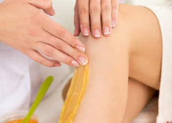 Easy Waxing - 3 cale nogi pani pasta cukrowa