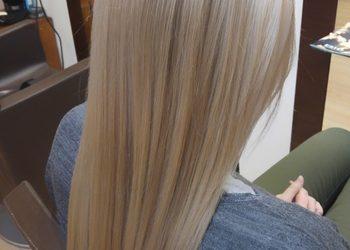 Studio Milion - laminacja włosów do zabiegu koloryzacji