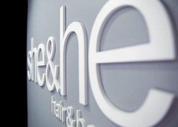Salon fryzjerski kosmetyczny She & He