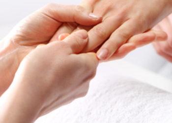 Easy Waxing - 5 manicure z odżywką bez malowania