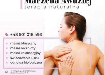 Terapia naturalna - Marzena Awdziej