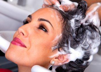 Salon Fryzjerski Marzena Lasek - mycie włosów