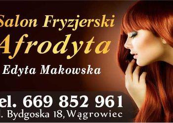 """Salon Fryzjerski """"Afrodyta"""""""