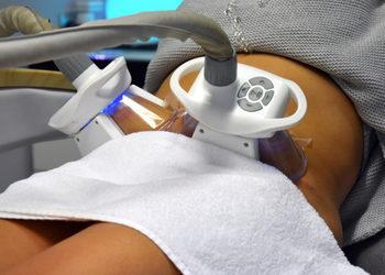 Instytut Urody Fantastic Body - kriolipoliza 1 przyłożenie