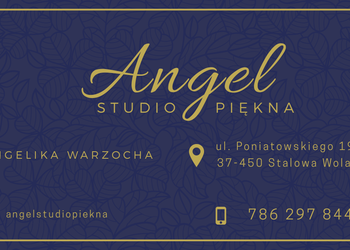 Angel Studio Piękna Angelika Warzocha