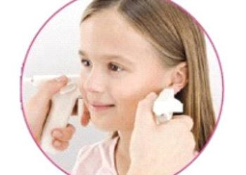 Coco-Time - blomdahl- bezpieczne przekłuwanie uszu od 4 roku życia