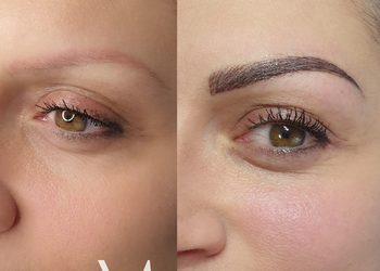 Instytut Kosmetologii Twarzy i ciała MONROE - makijaż permanentny brwi