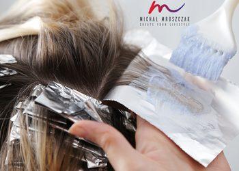 DZIERŻONIÓW Salony fryzjerskie MICHAŁ MROSZCZAK Beauty&SPA - dekoloryzacja / korekta koloru / hair discoloration