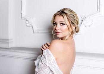 Izabela Sobiech MakeUp Atrist - fryzura próbna ślubna
