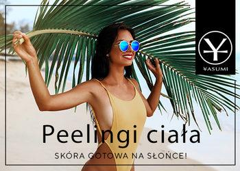 Yasumi Łódź Widzew - peeling oczyszczający ciała