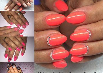 Studio Urody Fashion - żelowe paznokcie na szablonie
