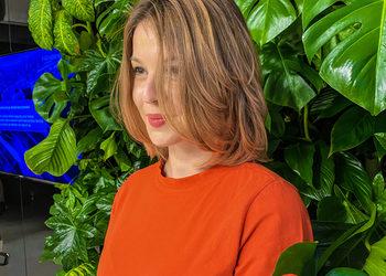 Salon concept.hair Katowice - strzyżenie damskie z doborem kształtu strzyżenia, dedykowaną pielęgnacją i modelowaniem włosów