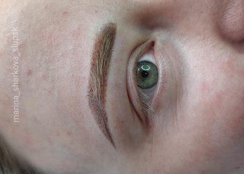 Marchewkowe Studio - makijaż permanentny brwi
