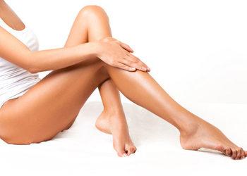 TomaszaSPA - depilacja woskiem: łydki