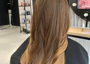 HAIRDRESSER Przemysław Grejcz - modelowanie włosów damskich
