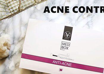 YASUMI - acne control - terapia przeciwtrądzikowa