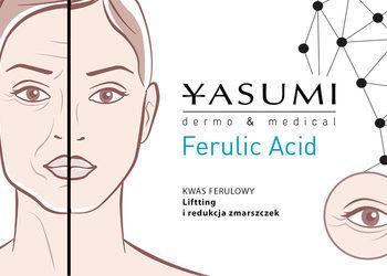 YASUMI - ferulic acid peel - kwas ferulowy z kwasem owocowym