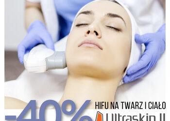 Velvet Skin Clinic - hifu ultraskin ii absolute - zabiegi na twarz i ciało -40% %