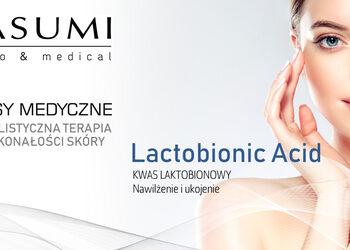 YASUMI SZCZECIN - kwas laktobionowy - dla skóry wymagającej