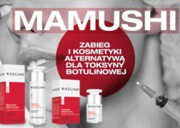 YASUMI KALISZ - jesienne oferty specjalne-siła jadu mamushi na twarz nowa formuła